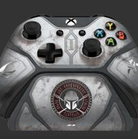 Microsoft представила специальное издание контроллера Xbox в стиле «Мандалорца»