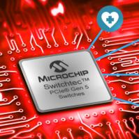 Microchip анонсировала первые в мире коммутаторы PCI Express 5.0